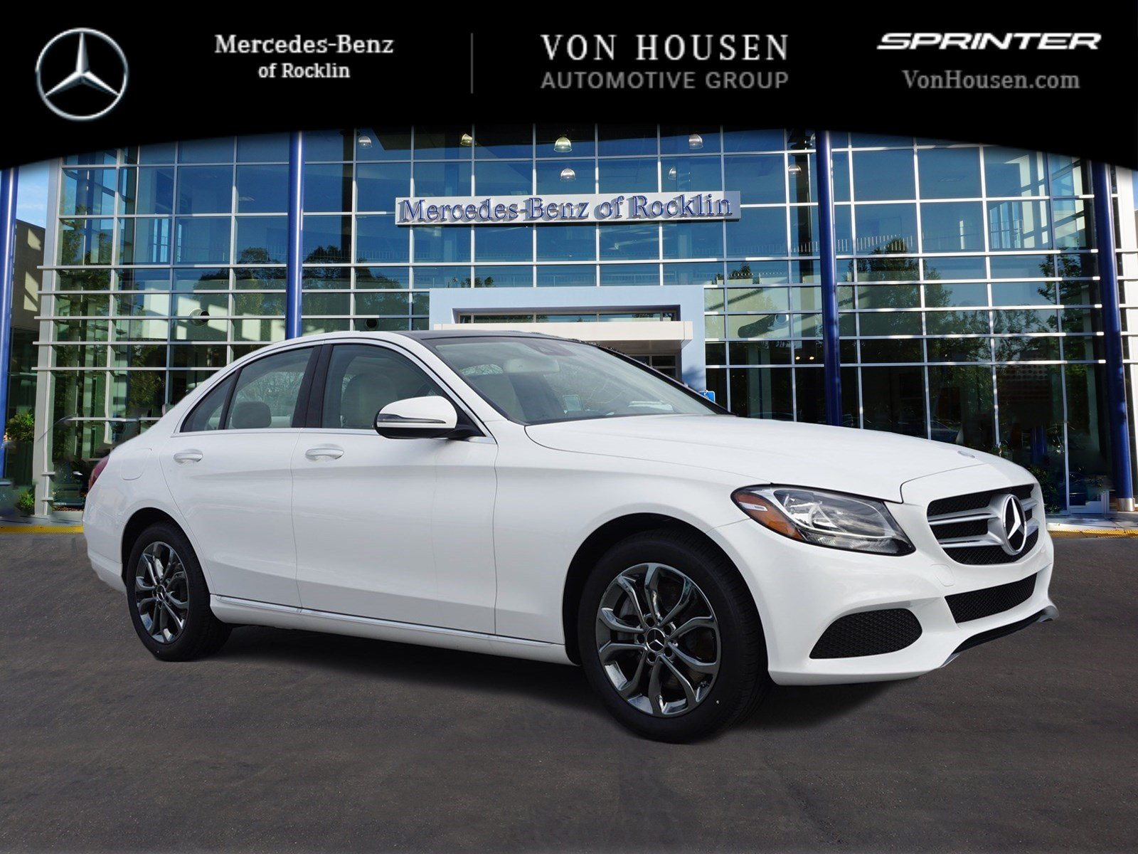 New 2017 mercedes benz c class c300 4dr car in sacramento for Mercedes benz sacramento rocklin