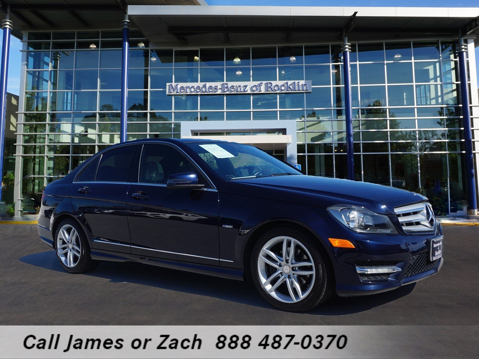 Pre owned 2012 mercedes benz c class c250 sport 4dr car in for Mercedes benz sacramento rocklin