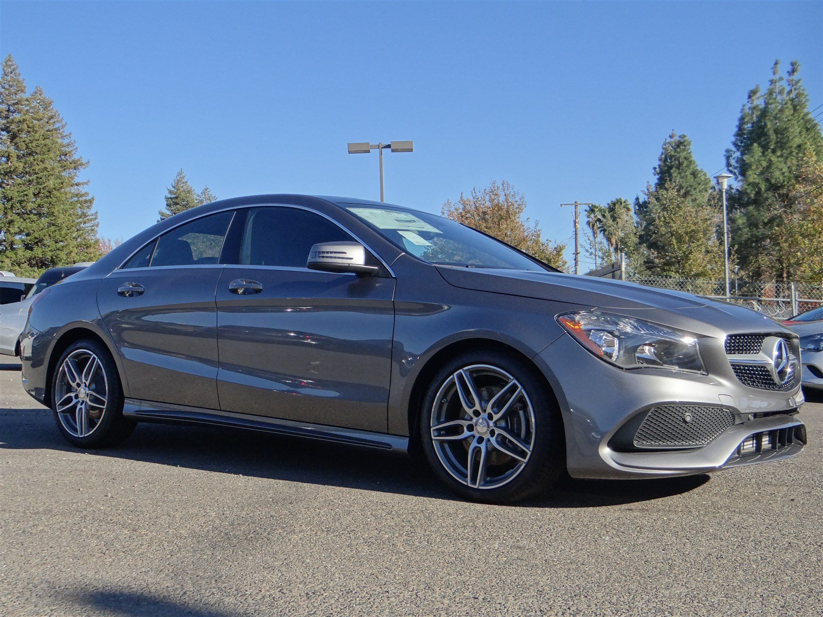 New 2017 mercedes benz cla cla250 coupe in sacramento for Mercedes benz sacramento rocklin